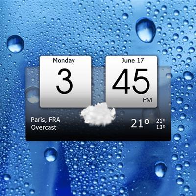 Digital clock & world weather v5.40.6