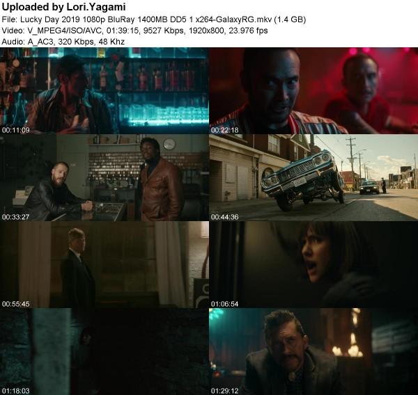 Lucky Day 2019 1080p BluRay DD5 1 x264-GalaxyRG