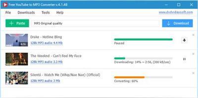 Free YouTube To MP3 Converter 4.3.6.1209 Premium Multilingual
