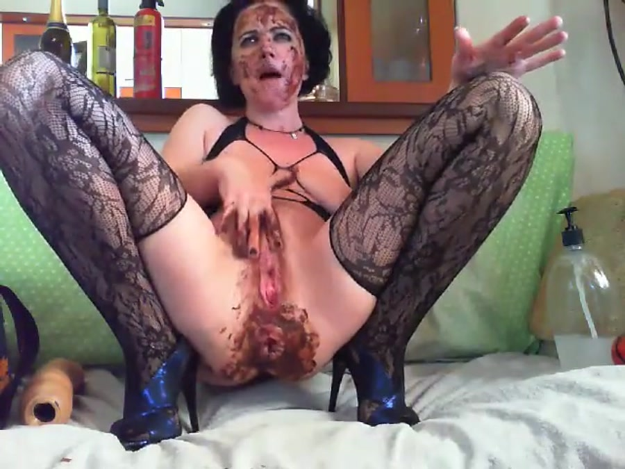 Puke Anal dildoing self-fisting prolapse and scat - Sex    19 December 2019 (945 MB-SD-640x480)