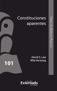 «Constituciones aparentes» by David S. Law,Mila Versteeg