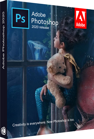 Adobe Photoshop 2020 v21.0.3.91 x64 Portable