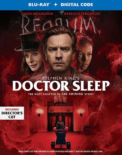 Doctor Sleep 2019 BluRay 1080p Atmos TrueHD7.1 x264-CHD