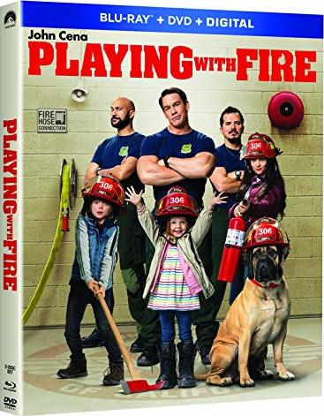 Playing With Fire 2019 BluRay 1080p DTS-HD MA5.1 x264-CHD