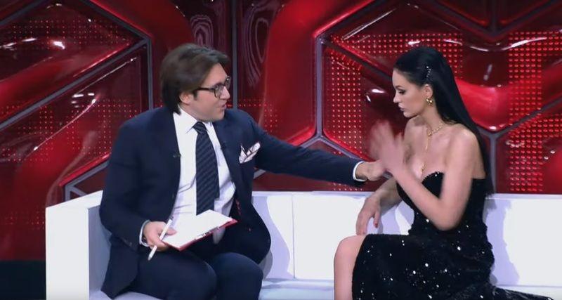 Любовь Успенская высмеяла в своем новом клипе выпуск шоу «Прямой эфир» об эскортницах