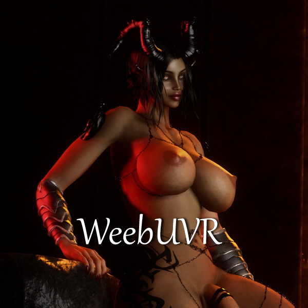 WeebUVR Works Part 2 / Weebu / Сборник работ автора WeebUVR Часть 2 [2020 г., 3DCG, Animation, All Sex, Dickgirl, Futanari, Futa on Futa, Futa on Male, Group, POV, Demon, Mass Effect, WEB-DL, 1080p]