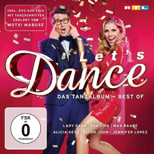 VA - Let's Dance - Das Tanzalbum (Best Of) (3CD) (2020)