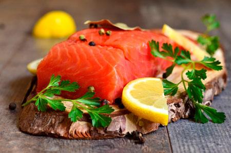 смесь для засолки красной рыбы