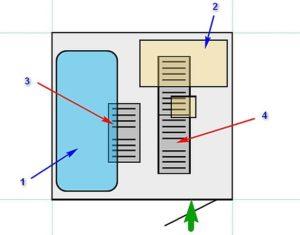 Как подключить теплый пол к терморегулятору схема