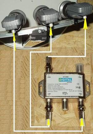 Установка спутниковой антенны своими руками подробные инструкции по монтажу и настройке спутниковой