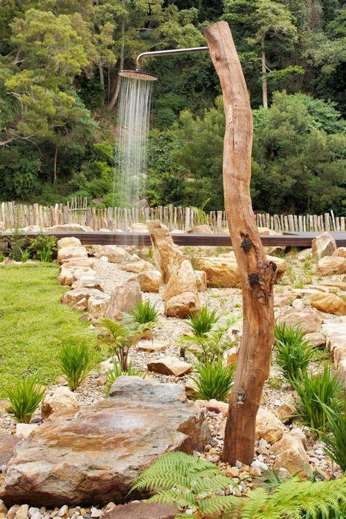 Деревянные душевые кабины для дачи строительство летнего душа своими руками