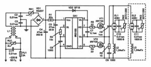 ЭПРА для люминесцентных ламп что это такое, как работает, схемы подключения ламп с ЭПРА