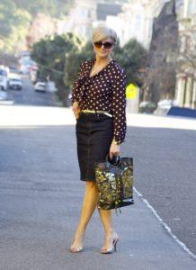 Как стильно одеваться женщине в 50 лет. Фото, базовый гардероб от Эвелины Хромченко, что с чем