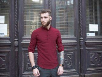 Модные модели и принты мужских рубашек в 2020