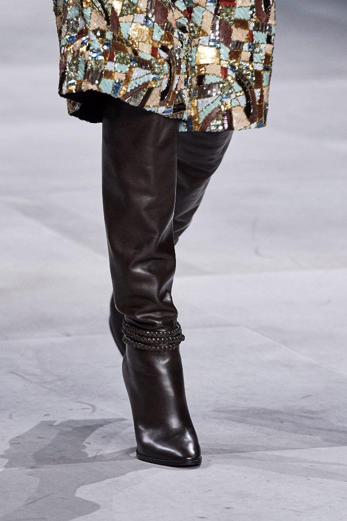 Какие женские туфли на каблуке модные в 2020 году
