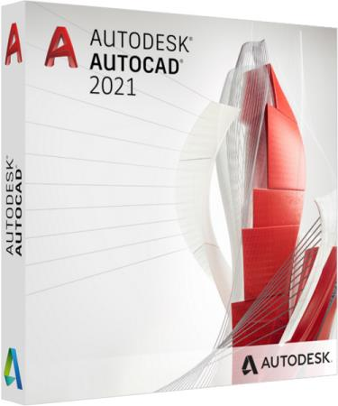 Autodesk AutoCAD 2021 RePack by JekaKot