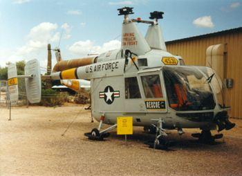 H-43B/F Huskie Composite Walk Around
