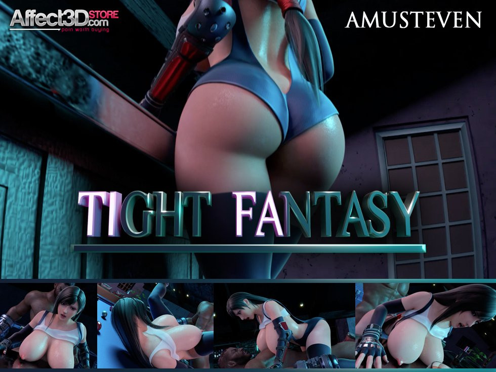 Tight Fantasy ( Amusteven) [2020, 3DCG, Anal, Animation, Big Breasts, Creampie, Cumshot, Oral, Parody, WEB-DL, 1080p] [eng]