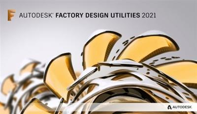 Autodesk Factory Design Utilities 2021 x64