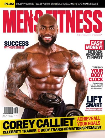Men's Fitness South Africa - May/June 2020-P2P