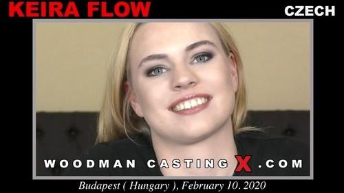 Keira Flow - Casting X Updated [2020 / SD / WoodmanCastingX.com]