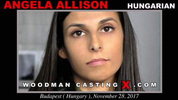 Angela Allison - Woodman Casting X 183 (2021) SiteRip  