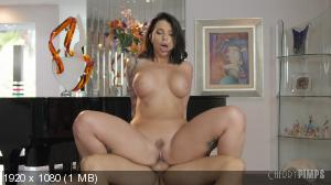 Ivy Lebelle - Voluptuous And Wild Ivy Lebelle Gets Her Tits Cummed On [1080p]