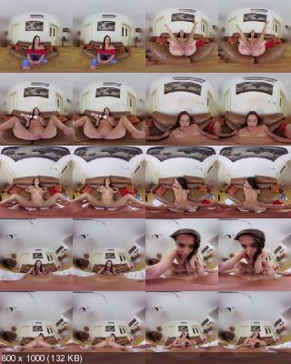 CzechVRCasting: Anastasia Brokelyn (Czech VR Casting 160 - Cum-Drinking Babe / 06.11.2019) [Oculus | SideBySide] [1920p]