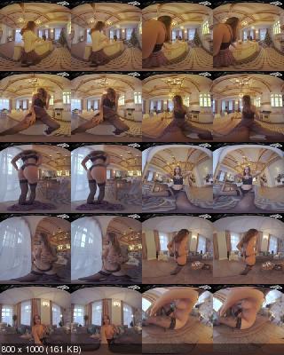 StasyQVR: KisaQ (Naughty, Naughty Schoolgirl / 07.11.2019) [Oculus | SideBySide] [2700p]