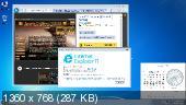 Windows 7 Enterprise SP1 x64 v.07.11.19 by Egeri (RUS/2019)