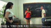 Claire Dames, Jynx Maze - Dress, Act Like A Slut 30.10.19 [1080p]