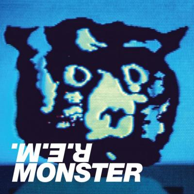 R.E.M. - Monster [24bit Hi-Res, Remastered Remix] (1994/2019) FLAC