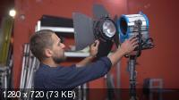 Как поставить свет для кино и видеосъемки. Снимайте, пробуйте, творите (2018) HDRip