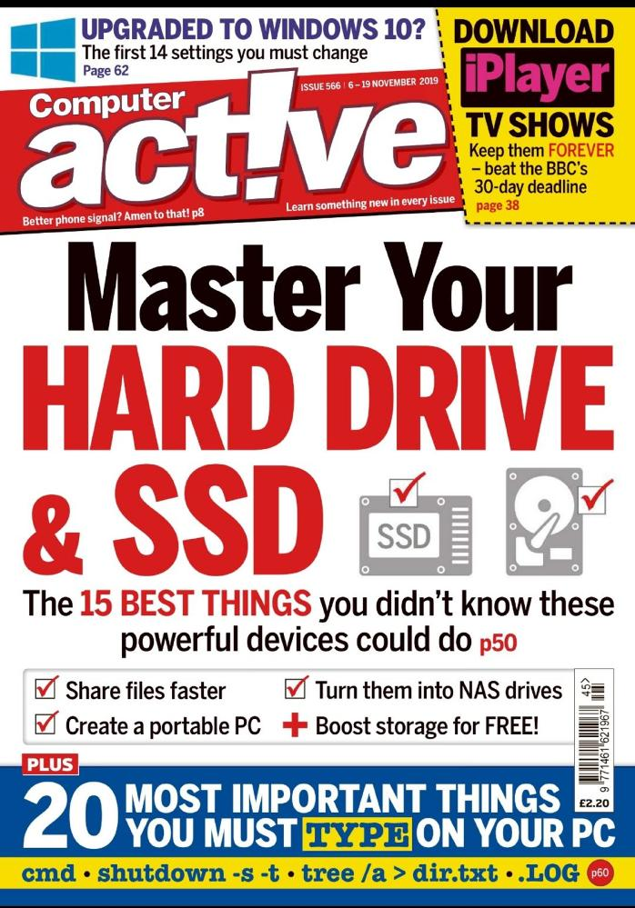 Computer Active - Issue 566 2019