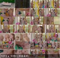 AGirlKnows/PorndoePremium - Karol Lilien,Linda Sweet - Funny Before Bathing (FullHD/1080p/1.82 GB)