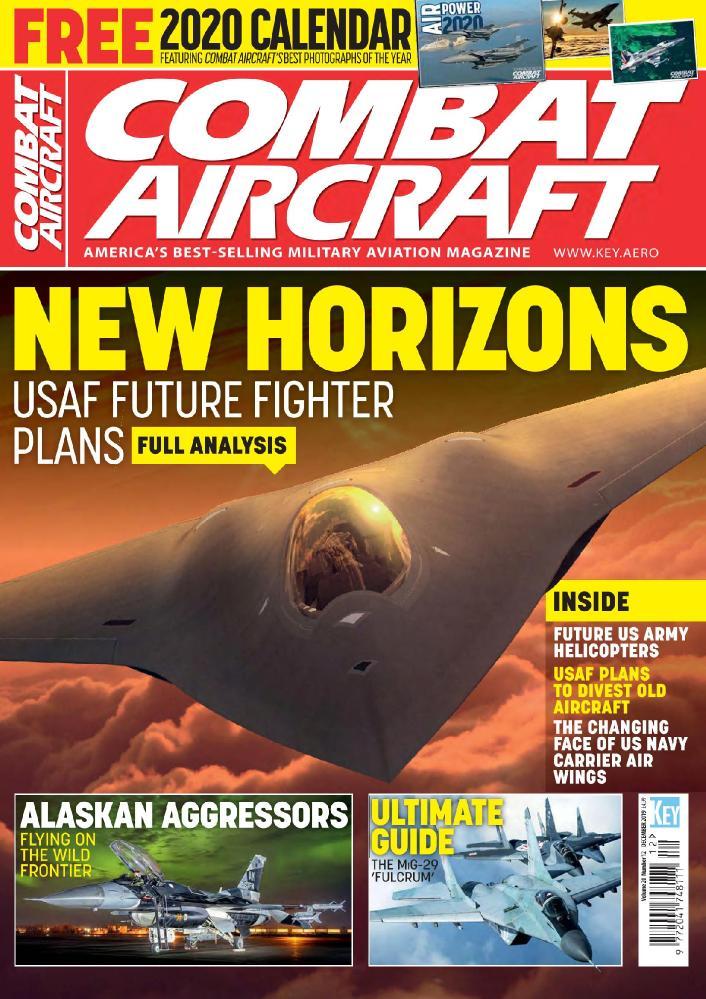 Combat Aircraft [True PDF] - December 2019