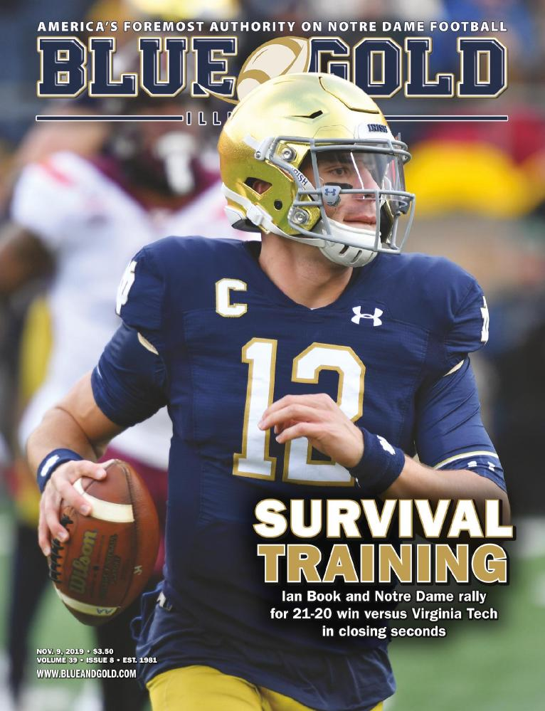 Blue and Gold Illustrated [True PDF] - 9 November 2019
