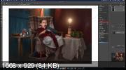 Темная Магия. Видеоурок по обработке фотографий из темных студий (2019)