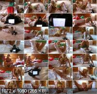 VikaNymph - Eva, Loly, Natasha and Vika - Homemade Shooting Experience (HD/720p/517 MB)