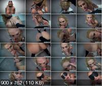 FirstClassPOV/Spizoo - SARAH JESSIE - SARAH JESSIE GETS DOMINATED (FullHD/1080p/972 MB)