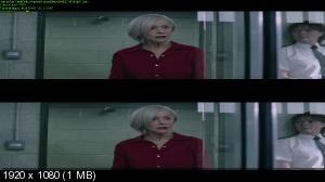 Форсаж: Хоббс и Шоу 3D / Fast & Furious Presents: Hobbs & Shaw 3D  (by Ash61) Вертикальная анаморфная стереопара
