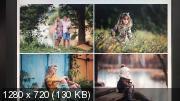 Стилизация семейных фотосессий (2019) HDRip