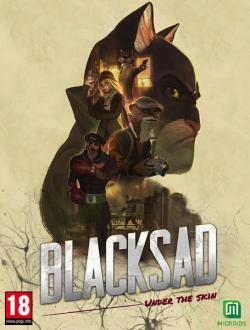 Blacksad: Under the Skin (2019, PC)
