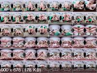 CzechVR - Billie Star, Lola Myluv, Natalie Cherie - St. Patrick's Awesome Foursome (FullHD/1080p/4.63 GB)