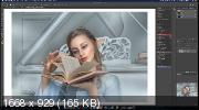 Белая магия. Видеоуроки по обработке фотографий из светлых студий (2019)