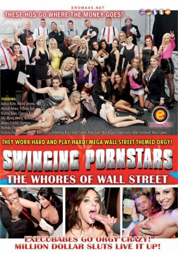 DrunK Sex Orgy The Whores Of Wall Street