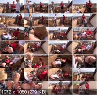 FullyClothedPissing/Tainster - Victoria Puppy - Pissing Down From High Above! (FullHD/1080p/1.54 GB)