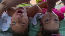 Adira Allure, Bella Rolland - Bella And Adira Quench Their Thirst (18.11.2019) [720p]