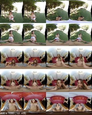 WankzVR: Athena Faris (Tight Budget / 15.11.2019) [Oculus Go | SideBySide] [1920p]