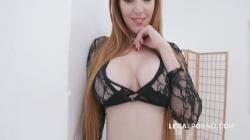 Manhandle, Lauren Phillips gets 4on1 rough sex with Balls Deep Anal, DAP, Gapes, Swallow GIO1270 / 17.11.2019 [1080p]